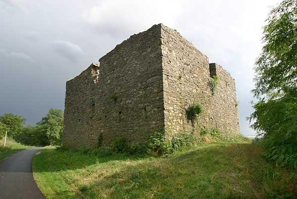 Ruine Tabor - Neusiedl am See