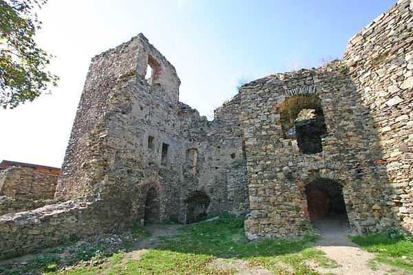 Ruine Cornštejn (Zornstein)
