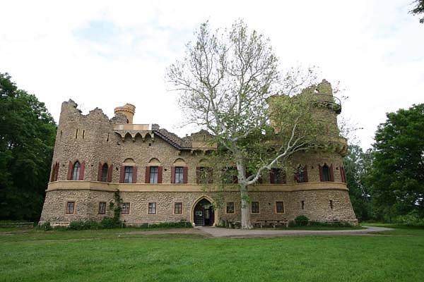 Jagdschlösschen Janův hrad