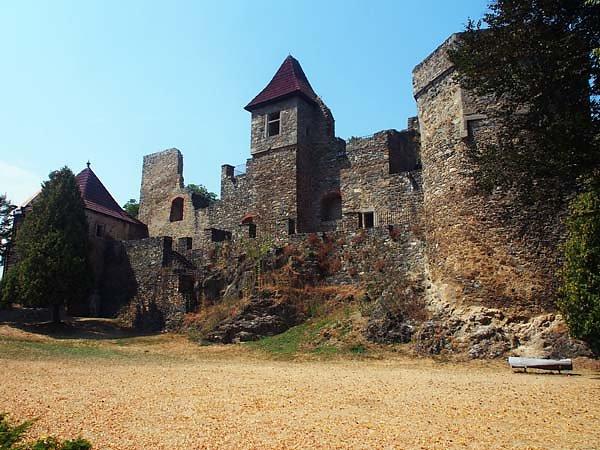 Burgruine Klenova (Klenau)