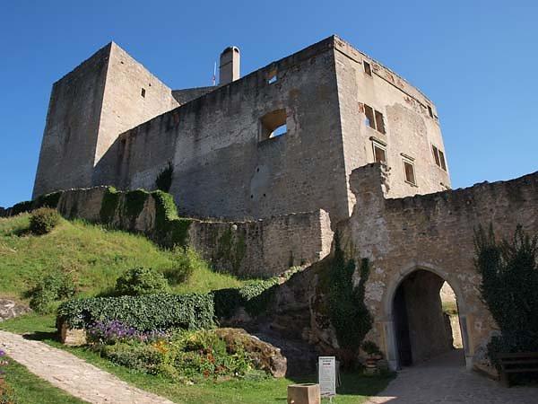 Ruine Landštejn (Landstein)