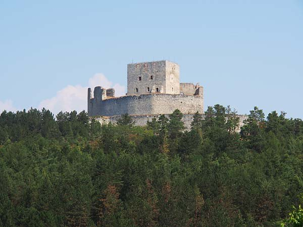 Burgruine Rabi (Raby)