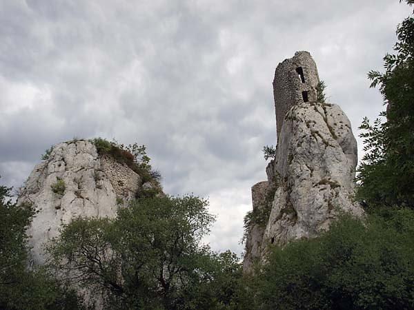 Sirotčí Hradek - Ruine Waisenstein