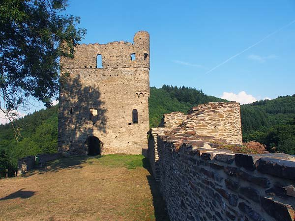 Burgruine Balduinseck