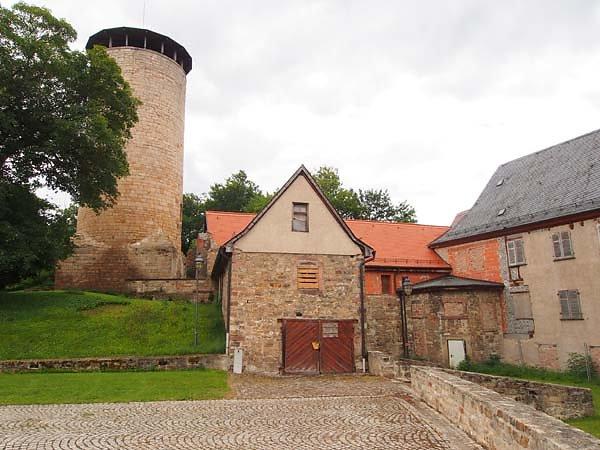Burgruine Tannroda