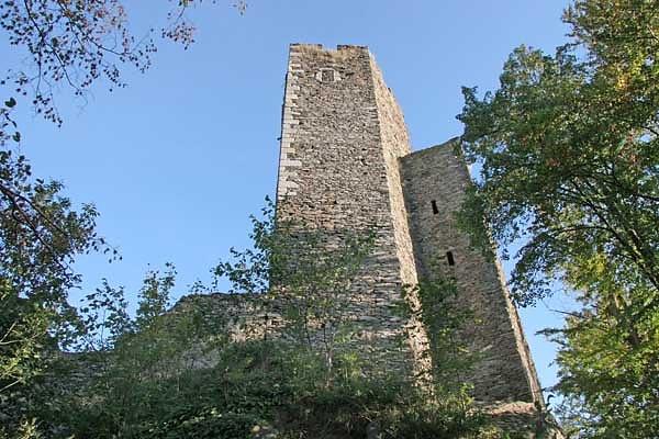 Ruine Stauf