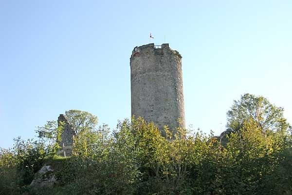 Ruine Waxenberg