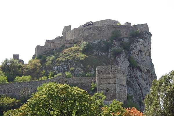 Ruine Devin (Theben)