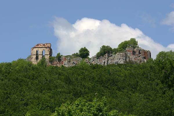 Burgruine Pajštún
