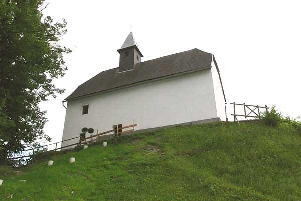 Ruine Altkapfenberg / Lorettokapelle