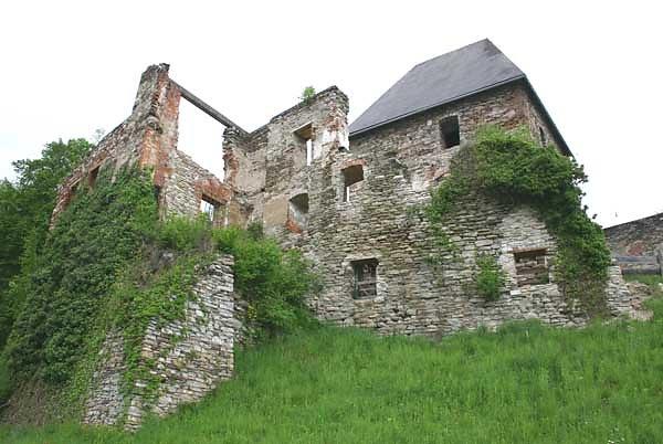 Ruine Ligist (ehem. Burg Lubgast)