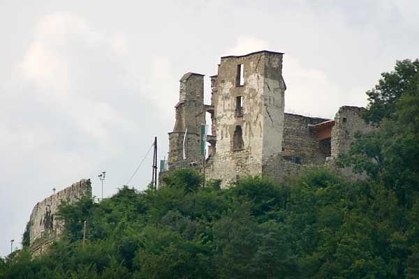 Ruine Obervoitsberg