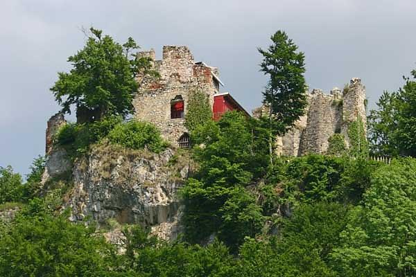 Ruine Peggau