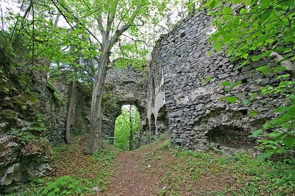 Ruine Pernegg