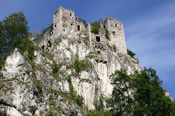 Ruine Schachenstein