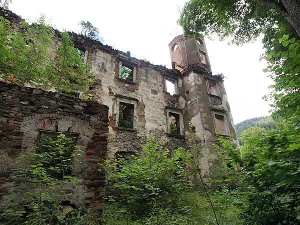 Ruine Schrattenberg