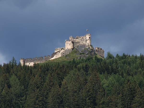 Ruine Steinschloss