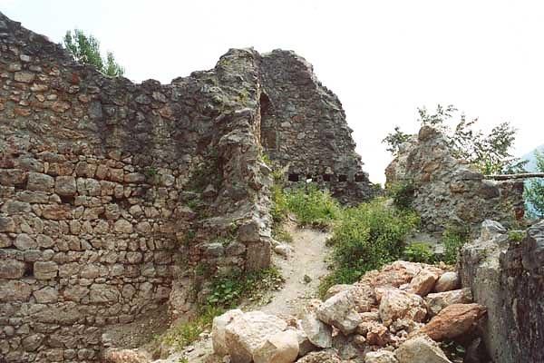Ruine Wolkenstein