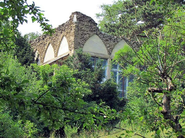 Ruinenvilla - Willy-Forst-Villa