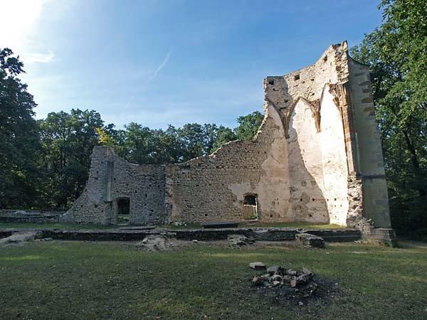 Klosterruine St.Mihaly