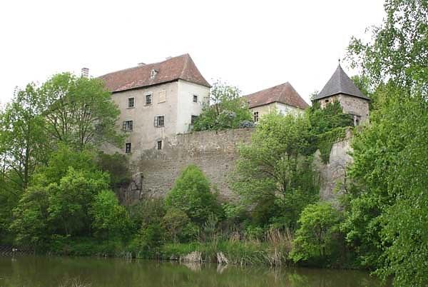 Schloss Burgschleinitz