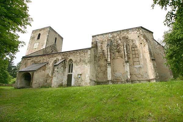 Ruinen von Döllersheim
