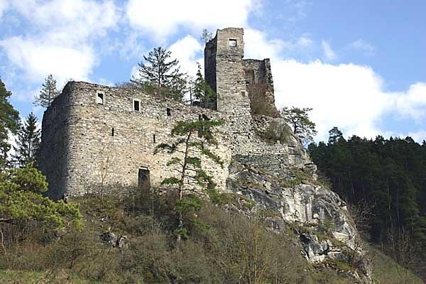 Ruine Eibenstein