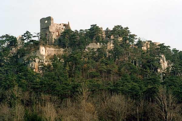 Ruine Emmerberg