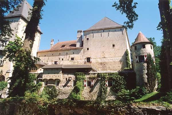 Burg Feistritz am Wechsel