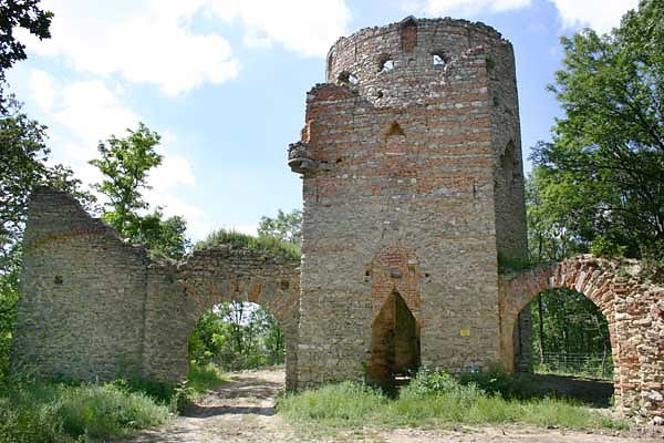 Ruine Hanslburg