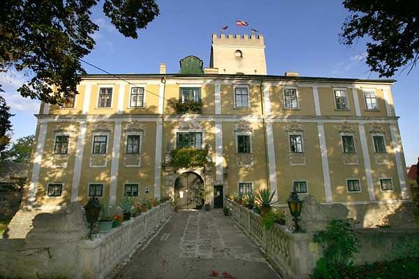 Schloss Harmannsdorf