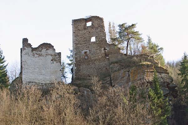 Ruine Hohenstein