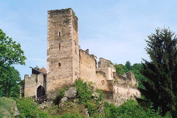 Ruine Feste Kaja