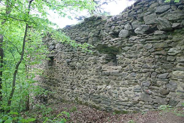 Ruine Klösterl ehemals St.Margarethenkirche