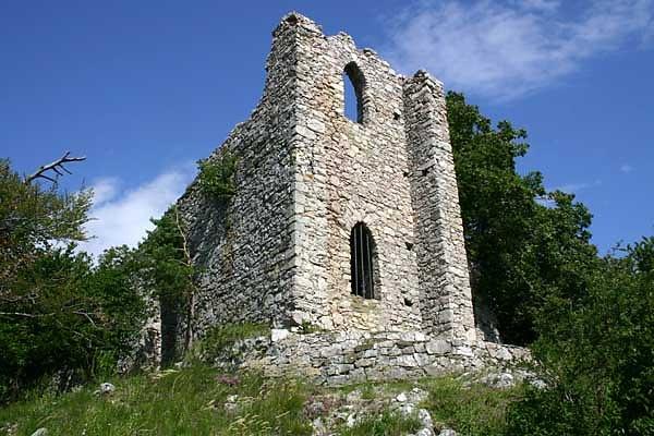 Köhlerhaus-Ruine