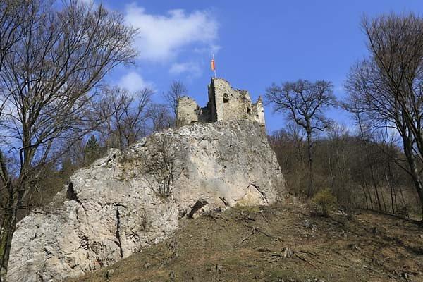 Ruine Johannstein