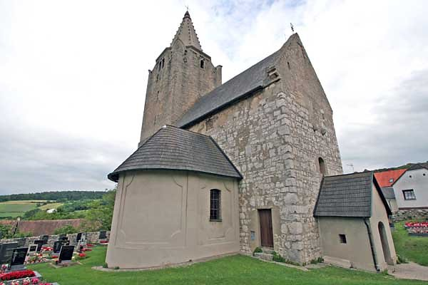 Wehrkirche Michelstetten