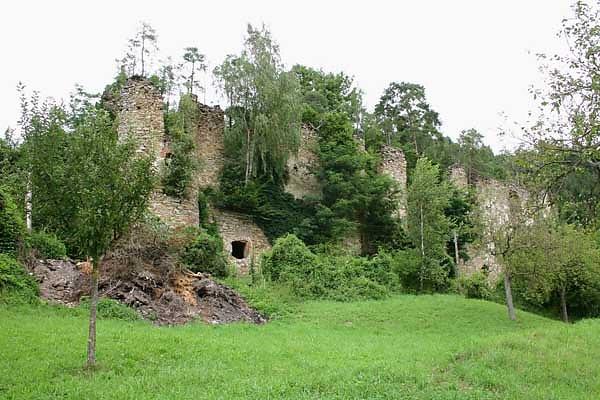 Ruine Niederperwarth