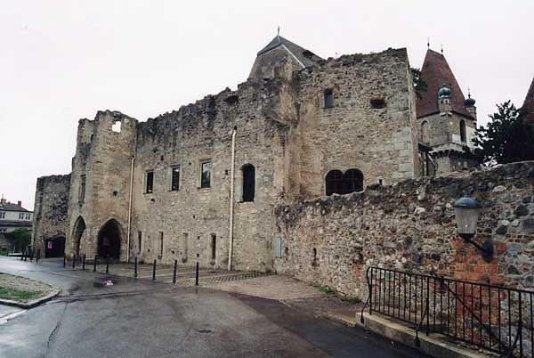 Ruine Perchtoldsdorf