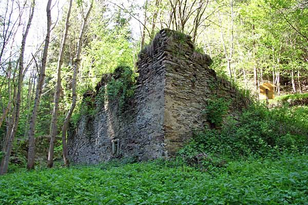 Pernegg - Ruine Aumühle