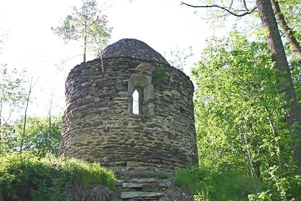 Pernegg - Schlossruine (Nikolaikapelle)