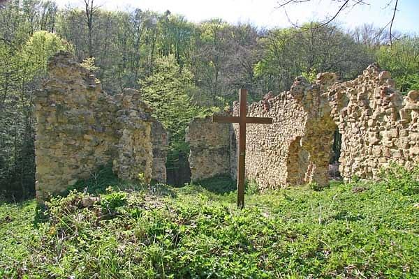 Kirchenruine Ried am Riederberg
