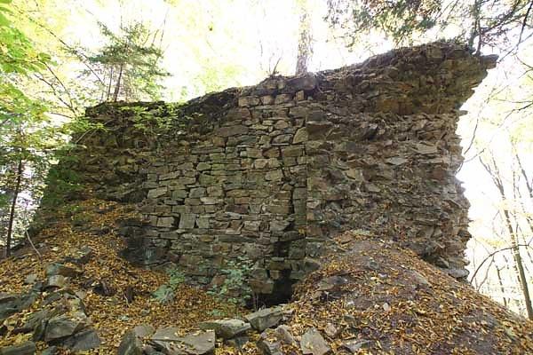 Ruine Schmerbach (Schwarzenberg)