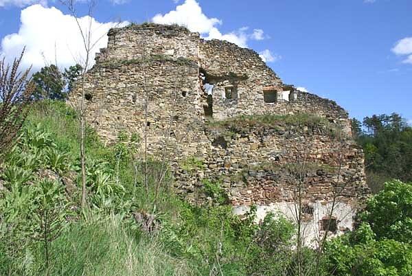 Ruine Schoneburg (Schönberg)