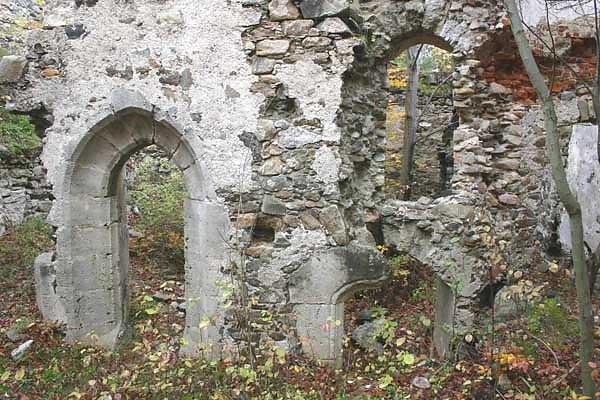 Ruine Schwarzenbach