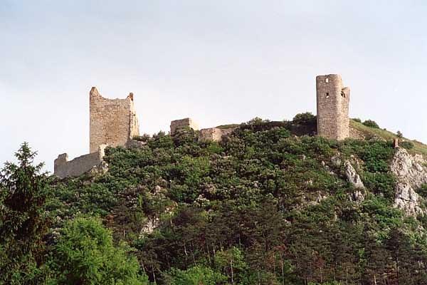 Ruine Staatz