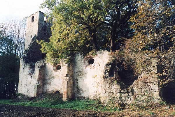 Kirchenruine St. Cäcilia