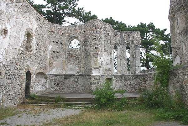 Kirchenruine St. Pankraz