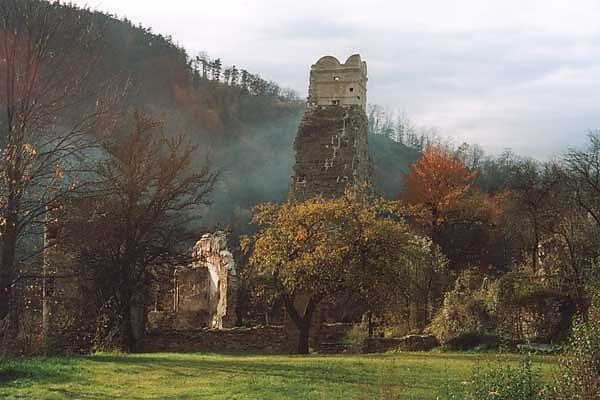 Ruine Streitwiesen