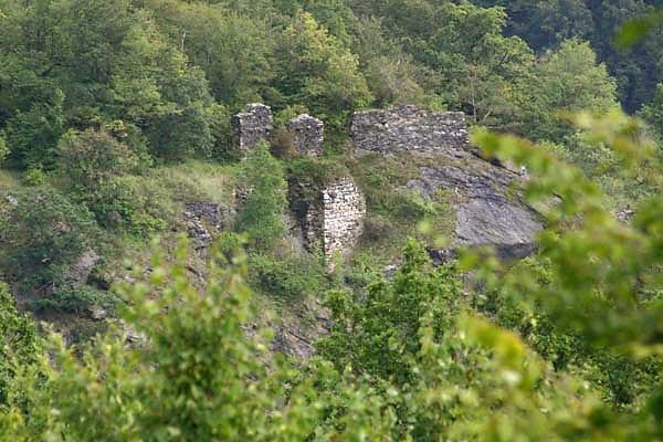 Ruine Tursenstein - Ödes Schloss